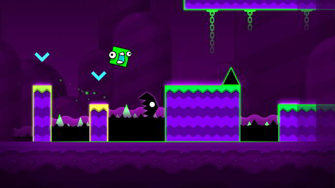 geometry dash world android