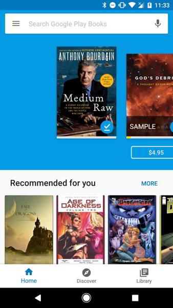 google play books v3.11 android