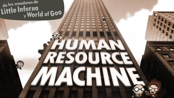 human resource machine android