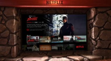 netflix vr android