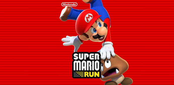 Super Mario Run bate récords