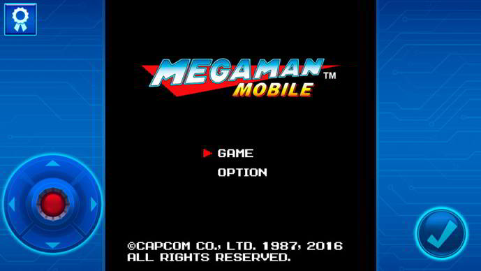 mega man mobile android
