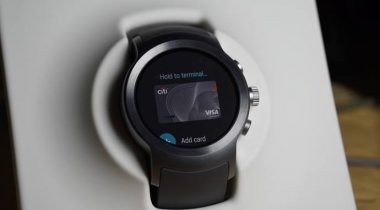android wear android pay