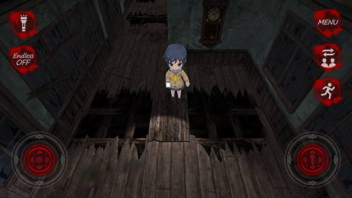 corpse party blood drive android