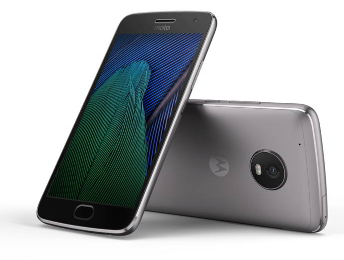 moto g5 android