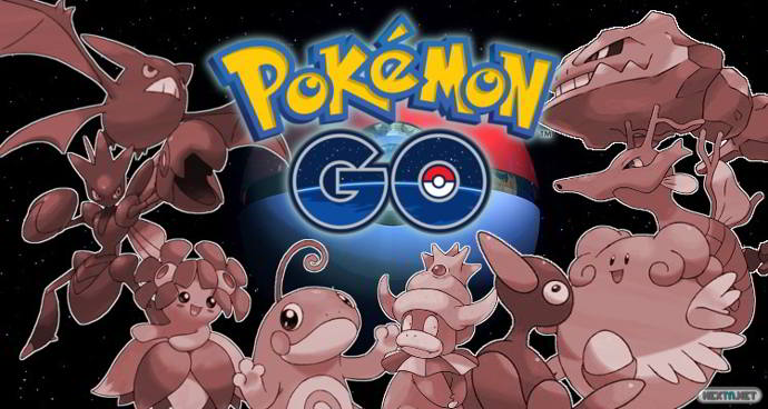 pokemon go evolucion items android