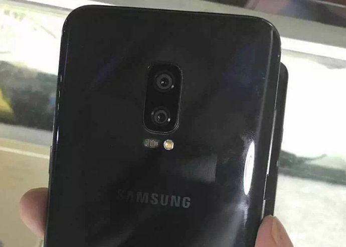 galaxy note 8 prototipo android