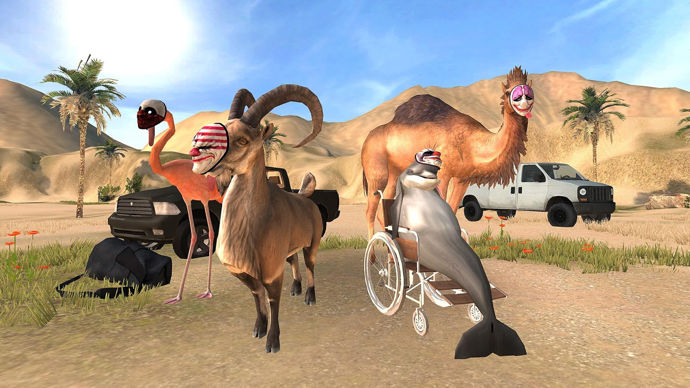 goat simulator payday android