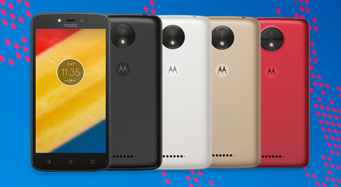 moto c android