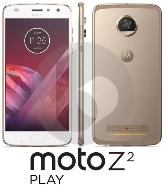 moto z2 play render android