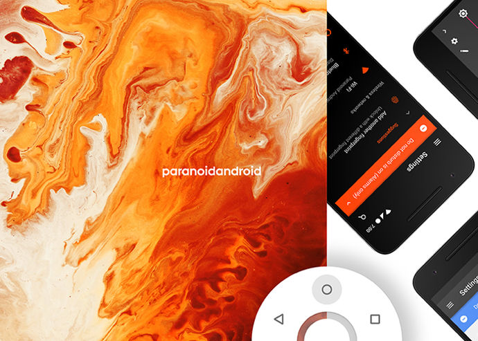 paranoid android nougat