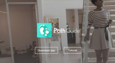 path guide android