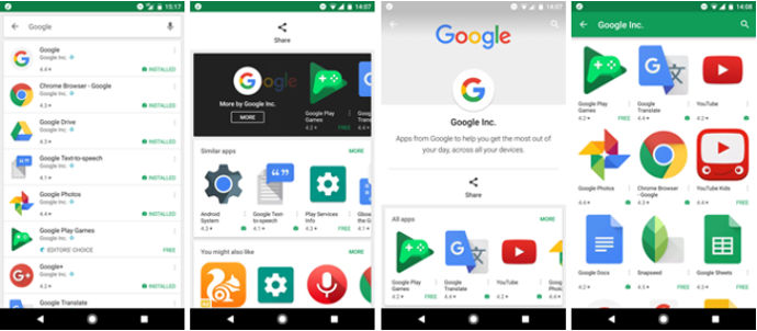 play store v7.8.32 android