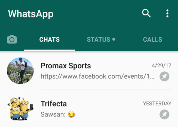 whatsapp beta v2.17.163 android