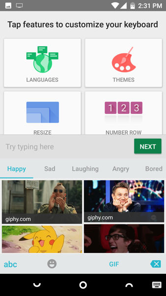 swiftkey v6.6.2.27 android