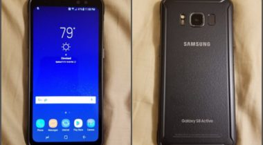 galaxy s8 active android