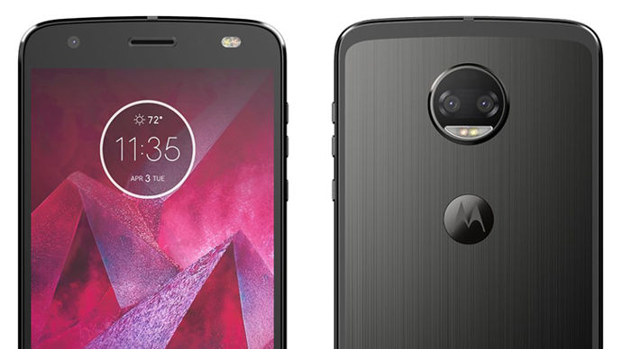 moto z2 force android