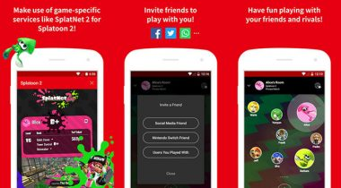 nintendo switch online android