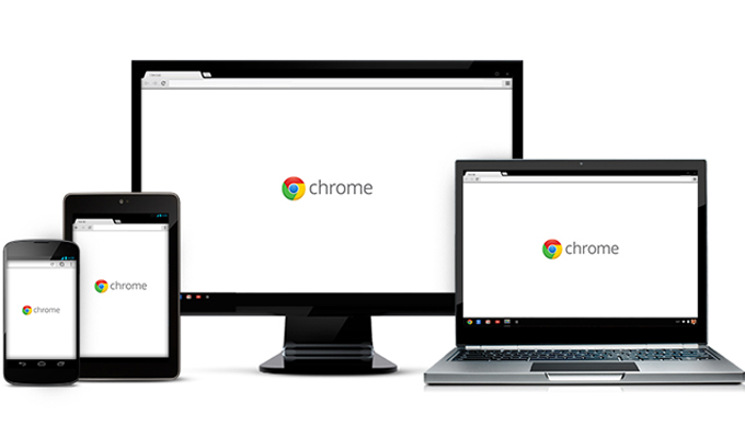 Google Chrome Google
