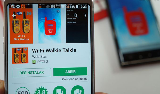 Walkie Talkie Android