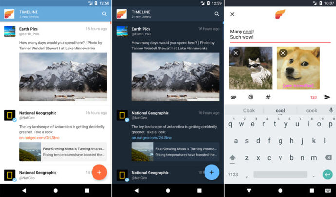 fenix for twitter v2.0 android