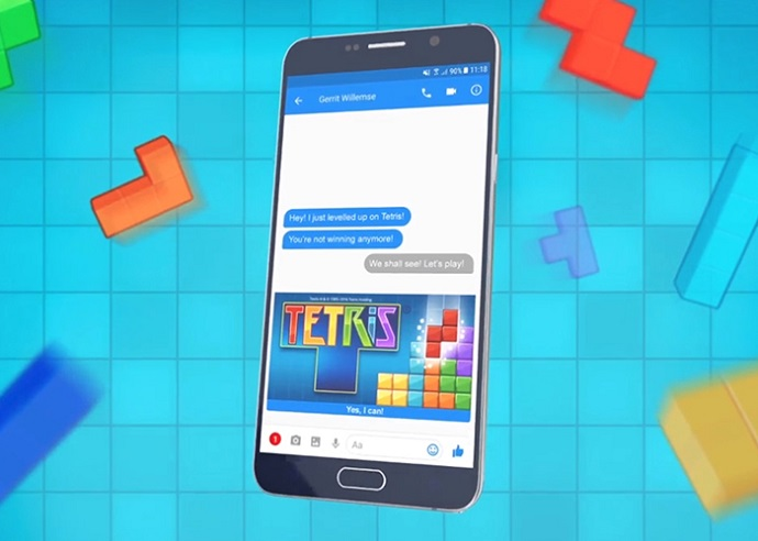Tetris-Facebook-Messenger