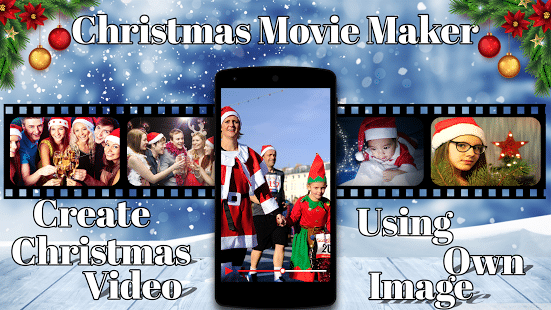 christmas movie maker