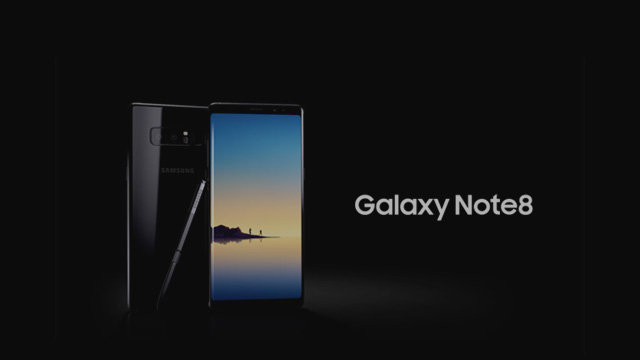 galaxy note 8 con android 8.0