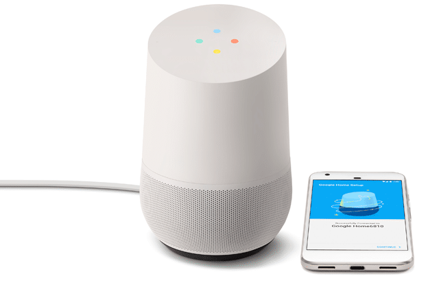 modo de invitado en google home