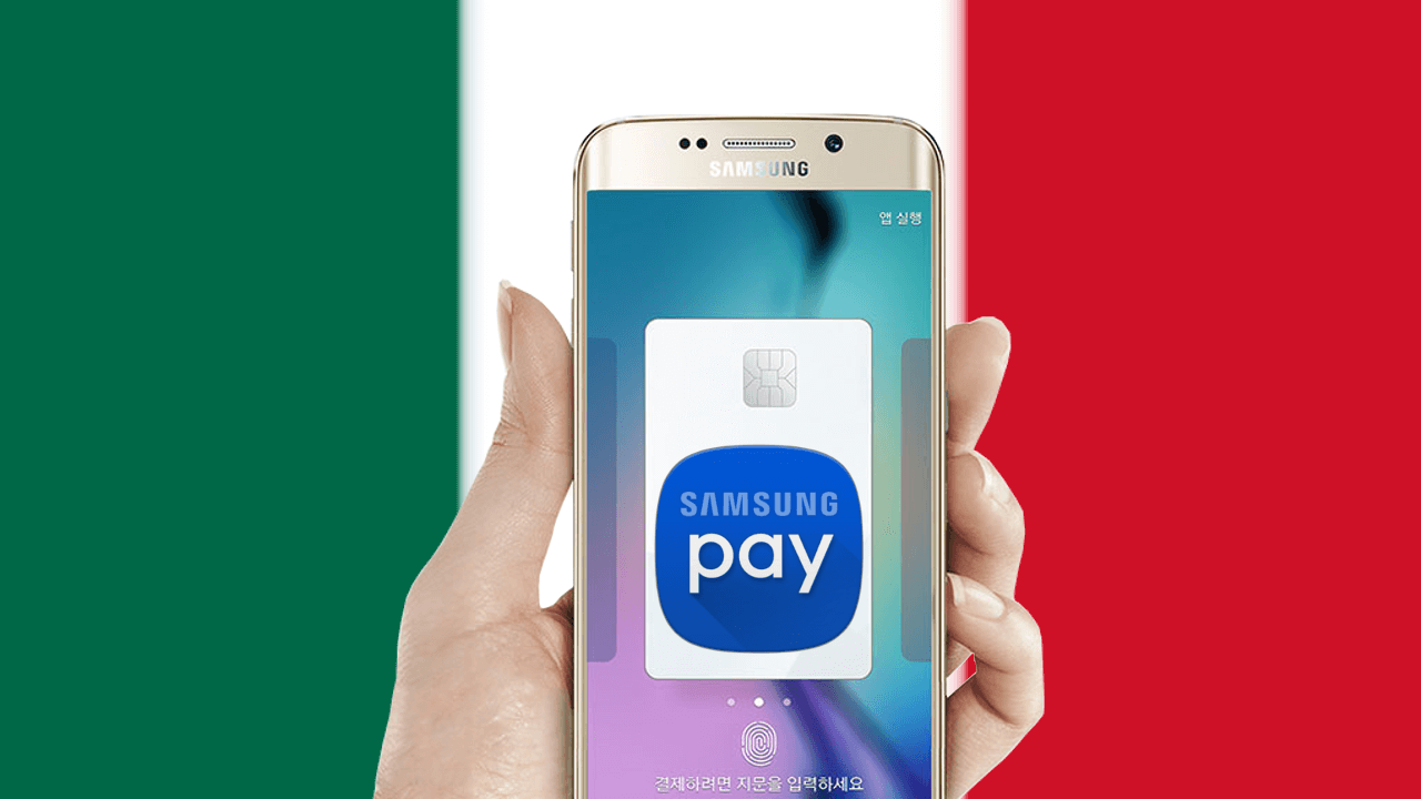 samsung pay en mexico