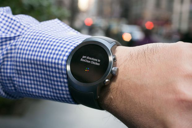 asistente de google en android wear