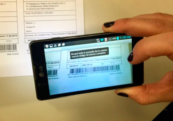 escanear documentos con android