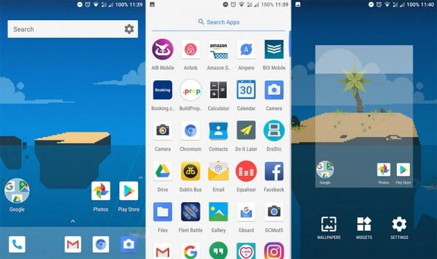 launcher android one
