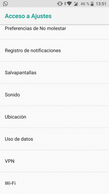 registro de notificaciones