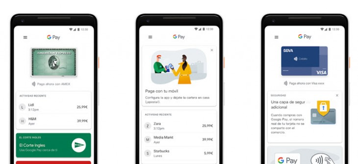 despligue google pay