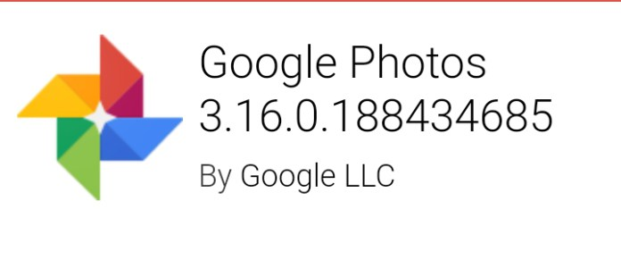 desmontaje de google photos