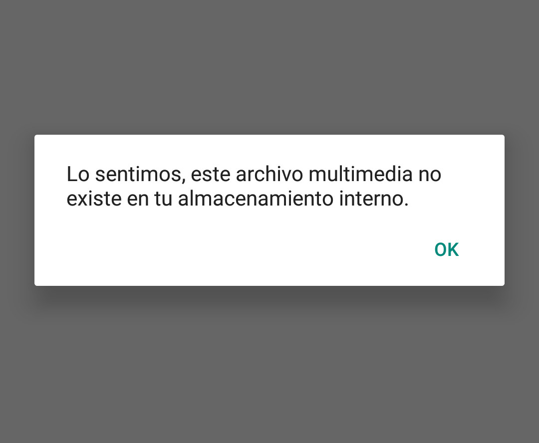 archivo multimedia de whatsapp