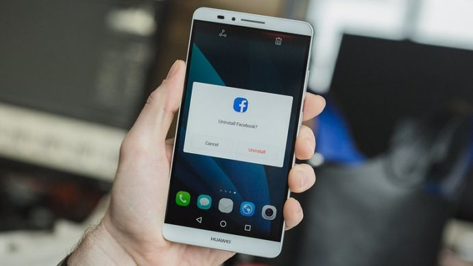 Eliminar Facebook Android