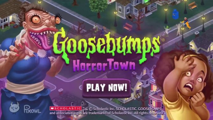 Goosebumps HorrorTown Android