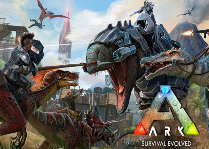 ARK Survival Evolved Android Play Store