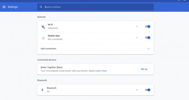 Better Together Android Chrome OS