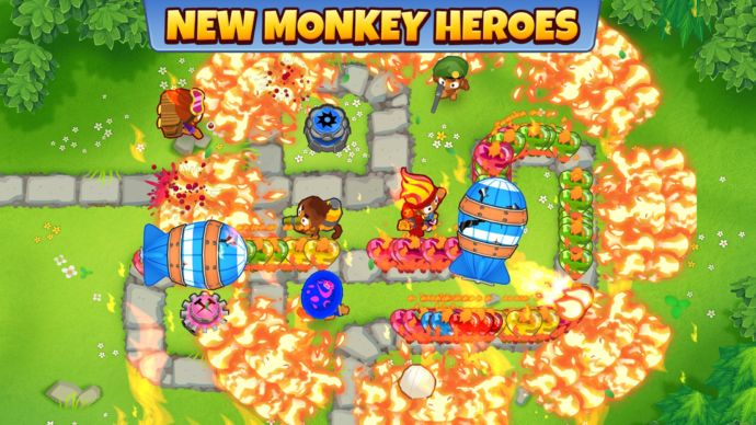 Bloons TD6 Android