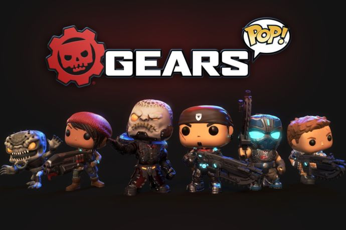 Gears of War Android Gears Pop