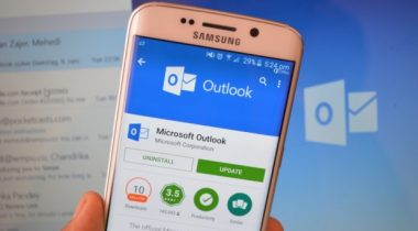 Microsoft Outlook Android 1