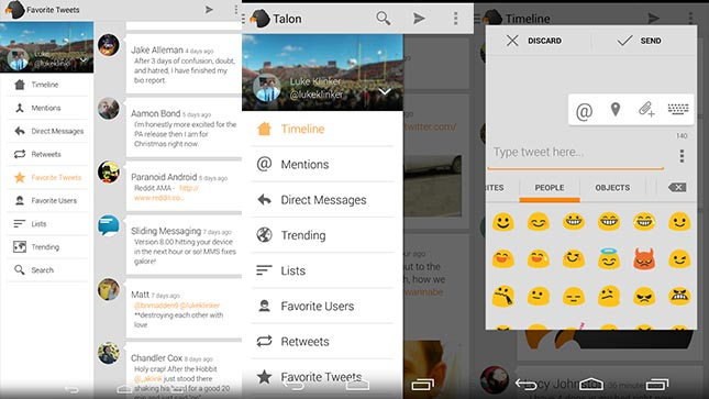 Talon for Twitter Android APK