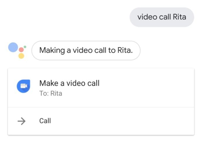 Google Duo Assistant