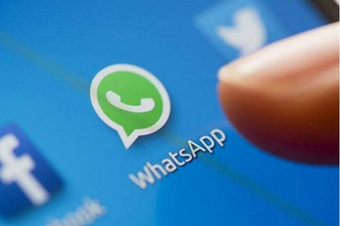 WhatsApp barra de notificaciones