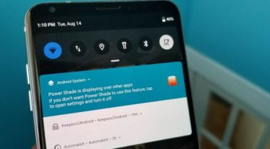Power Shade Android Pie APK