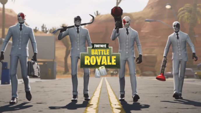 Fortnite 5.40 APK