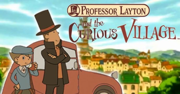 Professor Layton and the Curious Village APK